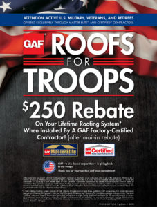 roofs-for-troops2 & Roofs For Troops - The Roofing Experts memphite.com